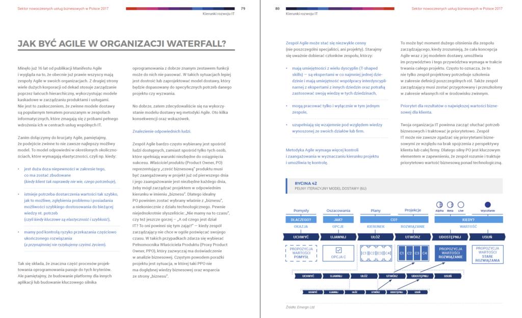 Artykuł nt. Agile w raporcie rocznym ABSL